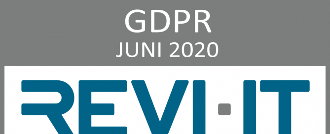 Improvento er ISAE 3000 GDPR verificeret af REVI-IT juni 2020